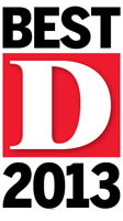 D Best 2013 Award for Best Doctors in Collin County