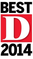 D Best 2014 Award for Best Doctors in Collin County