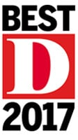 D Best 2017 Award for Best Doctors in Collin County