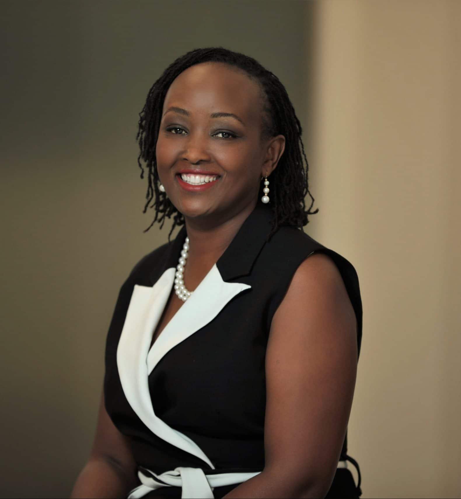 Catherine Kamau, DNP