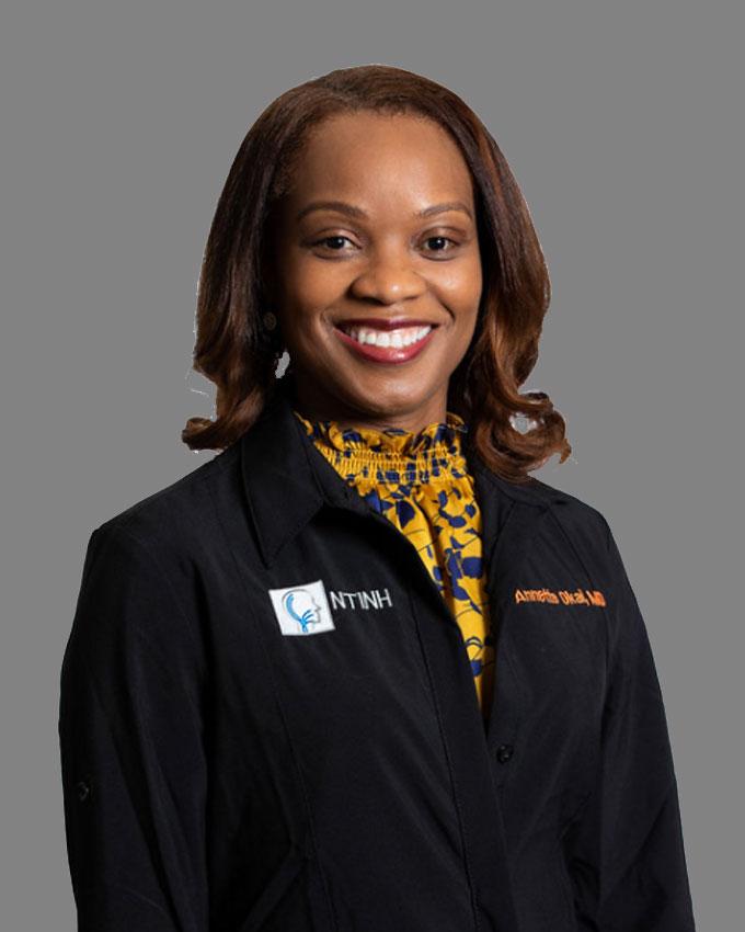 Dr Annette Okai NTINH